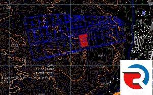 تهیه نقشه جانمایی پلاک ثبتی برای اخذ سند تک برگ