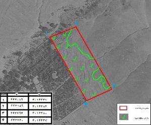 تفسیر عکس هوایی و ماهواره ای برای املاک