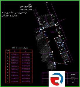 ارجاع کلیه کارهای ثبتی ملک برای ثبت منطقه 1 تهران